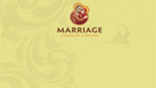 Marriage Unique for a Reason: El Matrimonio (English subtitles)