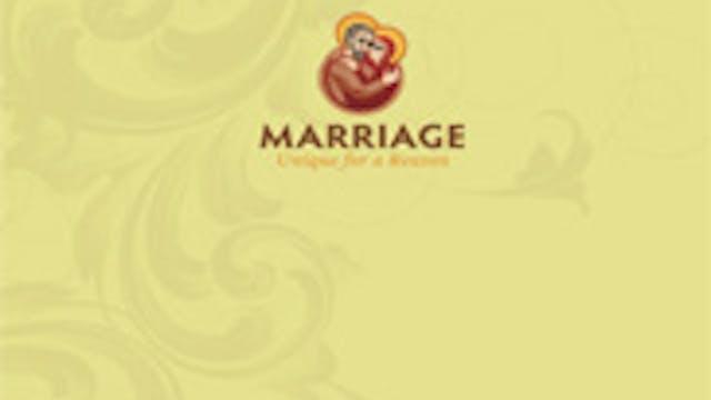 Marriage Unique for a Reason: El Matr...