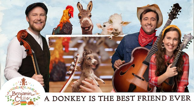 Episode 2 - A Donkey is the Best Frie...