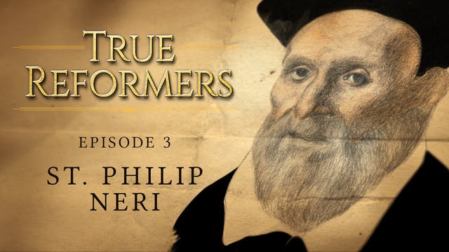 Saint Philip Neri: The Apostle of Joy