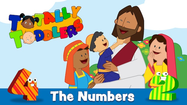 Totally Toddler: The Numbers