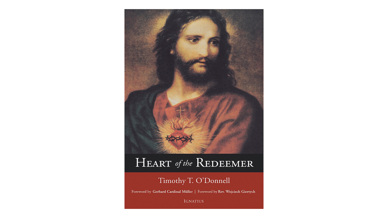Heart of the Redeemer by Timothy O'Donnell