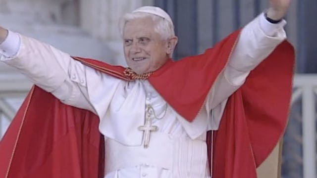 Benedict XVI: A Love Affair with the ...