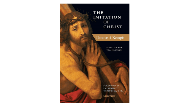 MOBI:  The Imitation of Christ by Thomas á Kempis