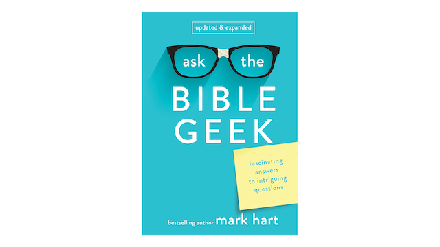 EPUB: Ask the Bible Geek by Mark Hart