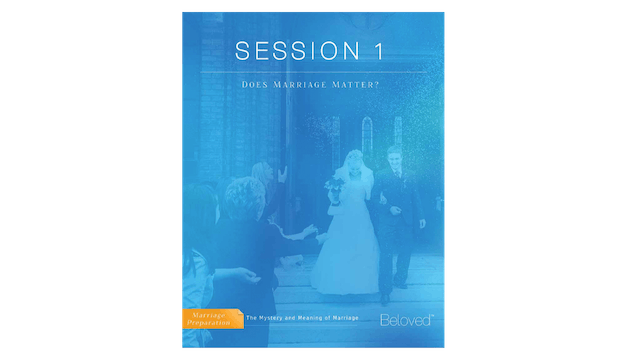 Beloved: Living Marriage Leader Preparation Guide