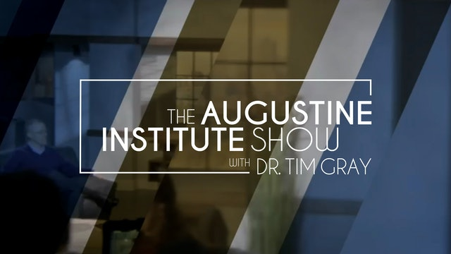 The Augustine Institute Show with Dr. Tim Gray - Pete Coors (Live Version)