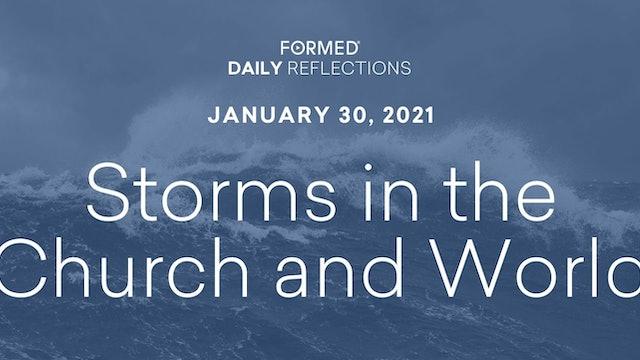 Daily Reflections – January 30, 2021
