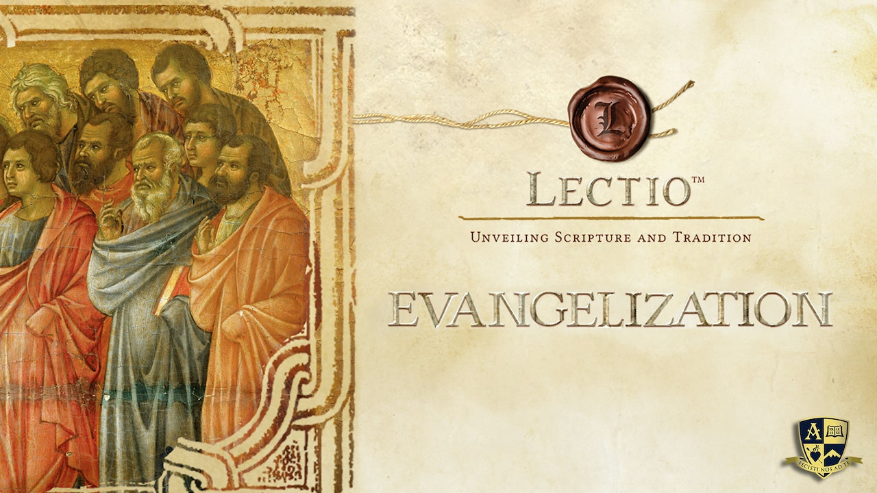Lectio: Evangelization with Dr. Mary Healy