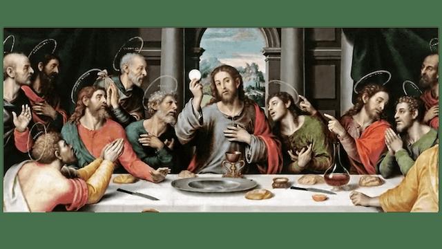 La historia de la Eucaristía