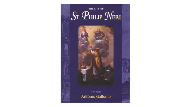 MOBI: The Life of St. Philip Neri by Antonia Gallonio