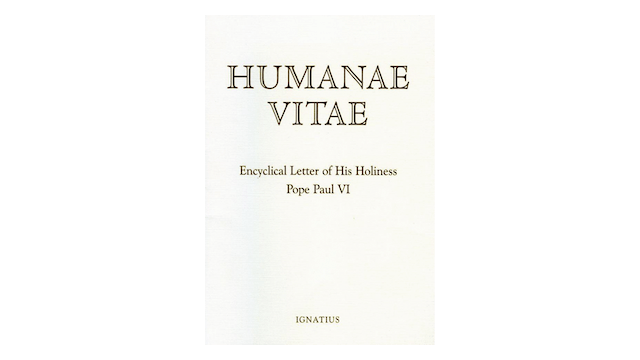Humanae Vitae Encyclical of His Holiness Pope Paul VI