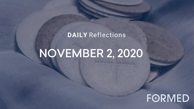 Daily Reflections – Solemnity of All ...