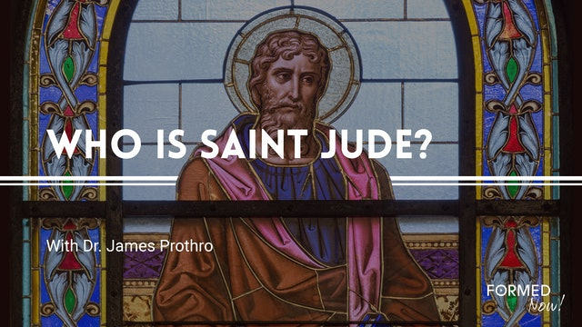 FORMED Now! Who is Saint Jude?