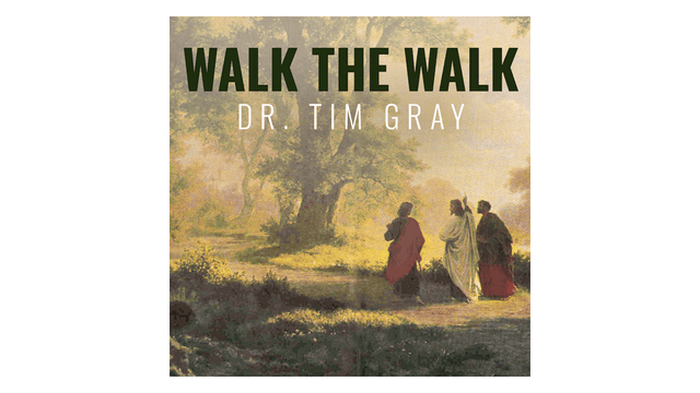 Walk the Walk: Following Christ as Hi...