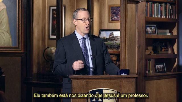 Lectio: Mark (Portuguese) - Episode 1