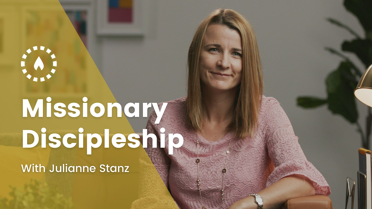Missionary Discipleship with Julianne Stanz
