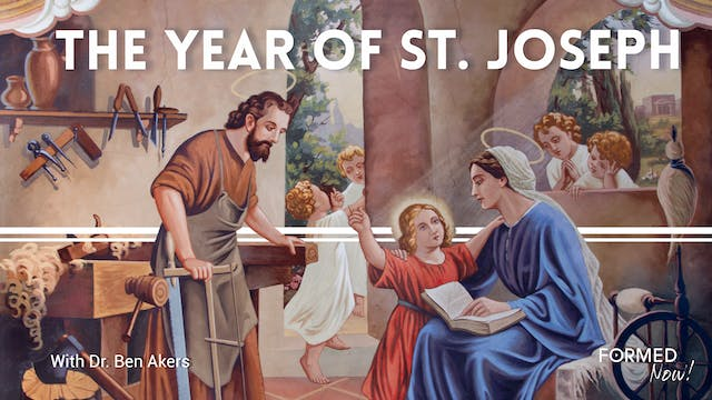 The Year of St. Joseph