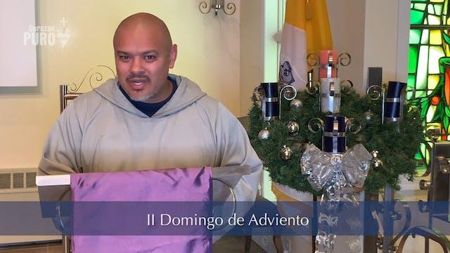 II Domingo de Adviento - Diciembre 8,...