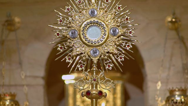 FORMED Daily: The Eucharist