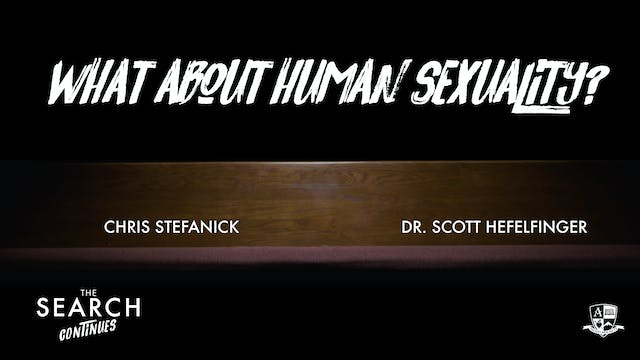 What about Human Sexuality?