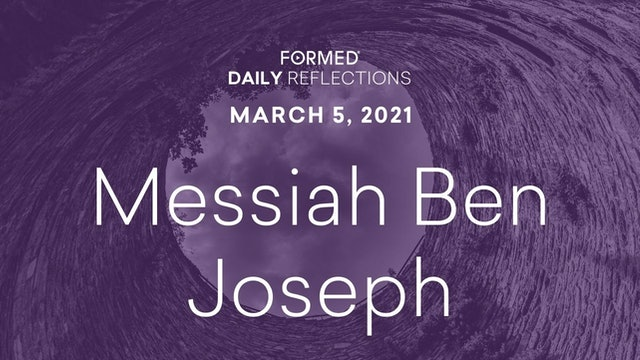 Lenten Daily Reflections – March 5, 2021