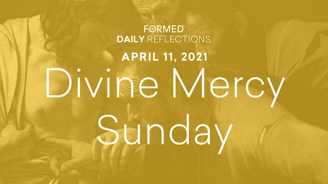 Easter Daily Reflections – Divine Mer...