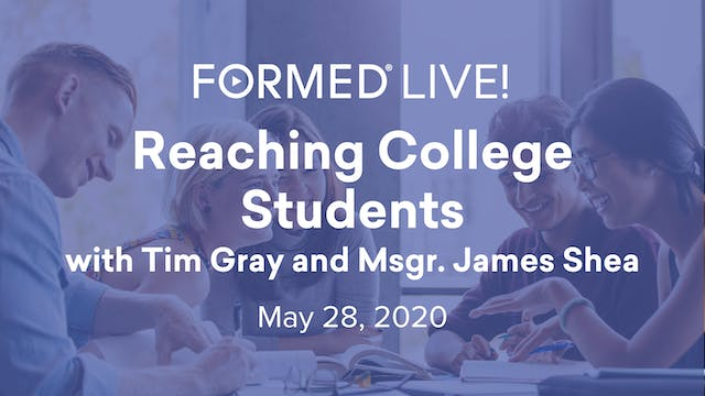 FORMED Now! Reaching College Students