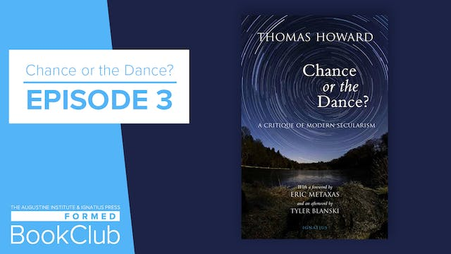 """FORMED Book Club - """"Chance or the Dan..."""