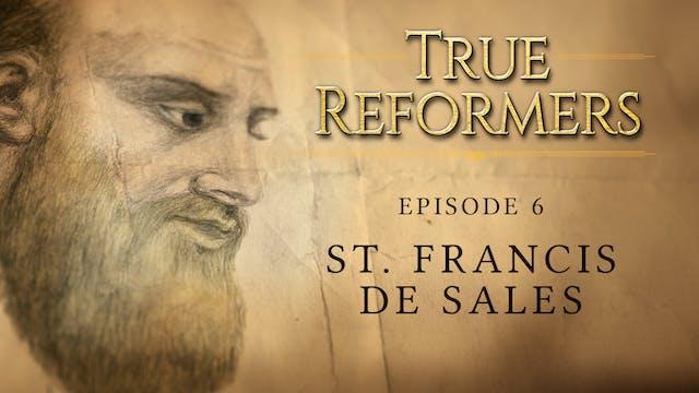 Saint Francis de Sales: Pastor of Souls