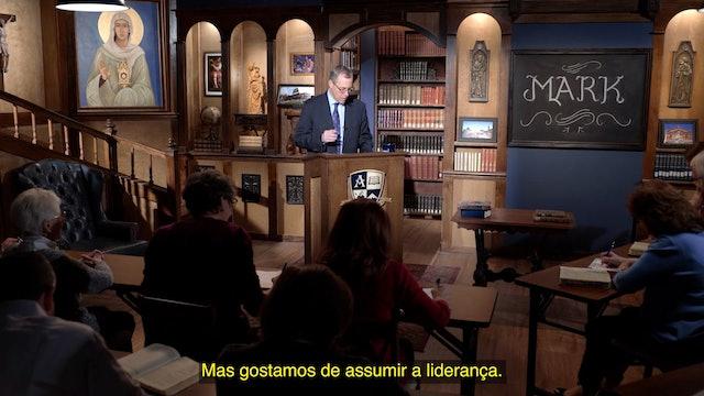 Lectio: Mark (Portuguese) - Episode 3