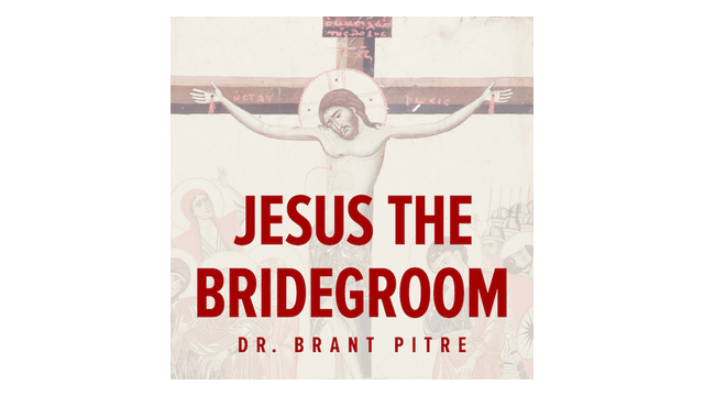Jesus the Bridegroom: The Greatest Love Story Ever Told by Brant Pitre