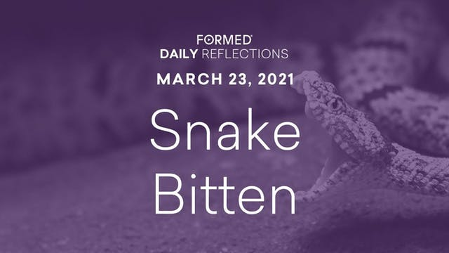 Lenten Daily Reflections – March 23, ...