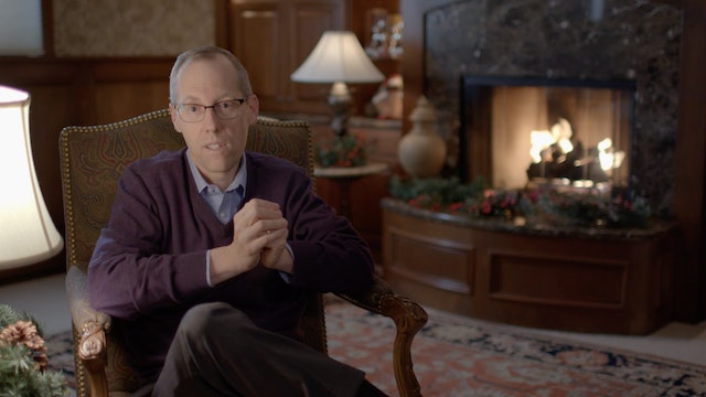 Join Dr. Gray this Advent