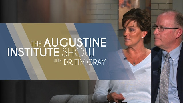 The Augustine Institute Show with Dr. Tim Gray - 2/9/21 - Matt and Mindy Dalton