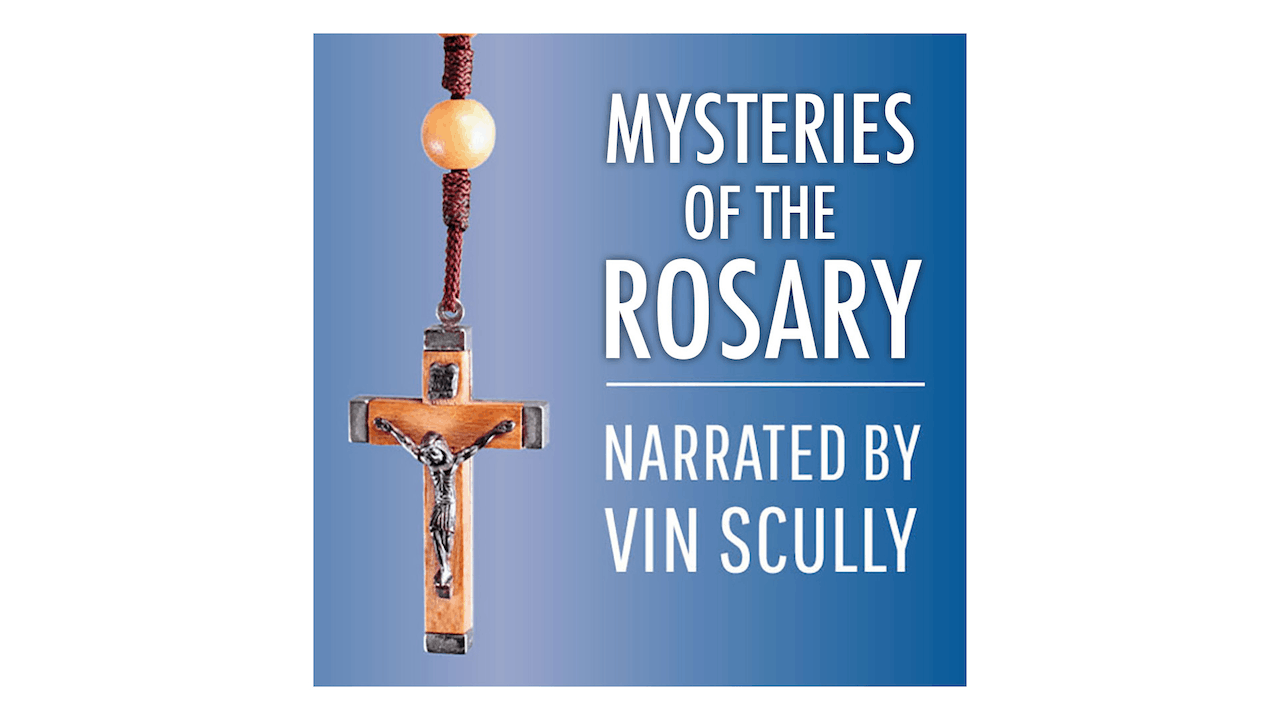 The Rosary with Vin Scully