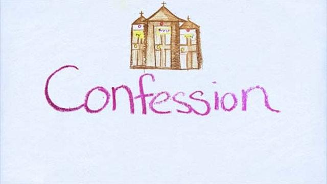 Sesión 4: Para niños, ¿Cómo hacer una buena confesión?