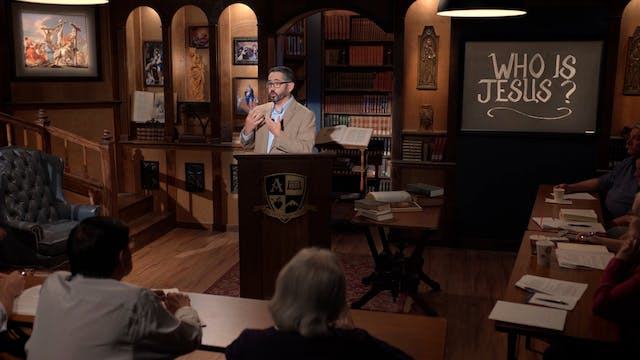 Lectio: The Case for Jesus - Session 6