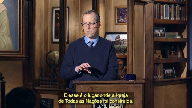 Lectio: Mark (Portuguese) - Episode 12