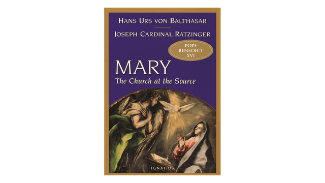 KINDLE: Mary: The Church at the Source