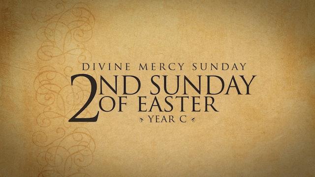 Divine Mercy Sunday (Year C)