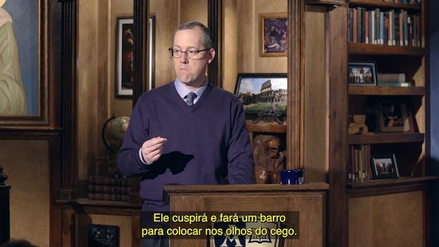 Lectio: Mark (Portuguese) - Episode 9