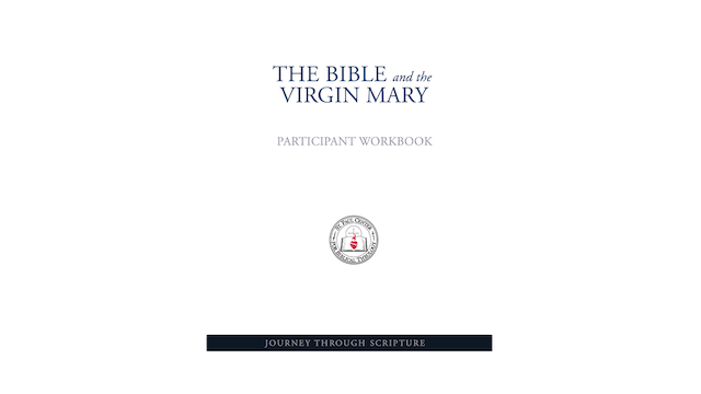 The Bible and the Virgin Mary: Participant Guide PDF