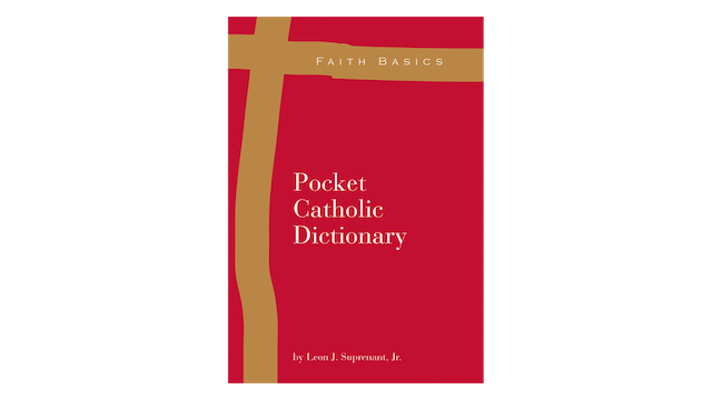 PDF: Pocket Catholic Dictionary