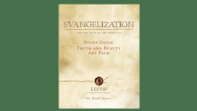 Lectio: Evangelization Art Pack PDF