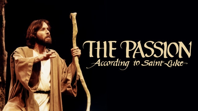The Passion According to Saint Luke (Trailer)