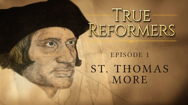 Saint Thomas More: The Age of the Author