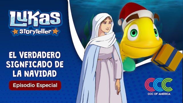Lukas Storyteller: Especial de Navidad