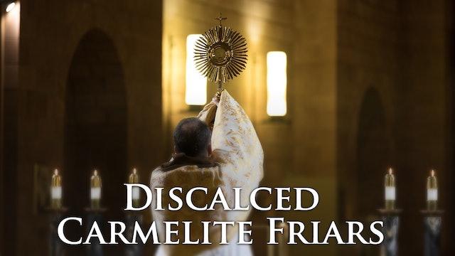 Discalced Carmelite Friars