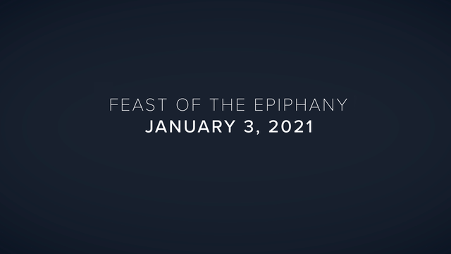 Daily Reflections – Feast of the Epip...